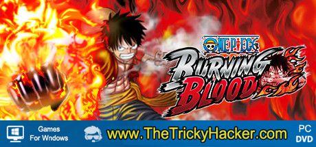 One Piece Burning Blood Free Download Full Version Game PC