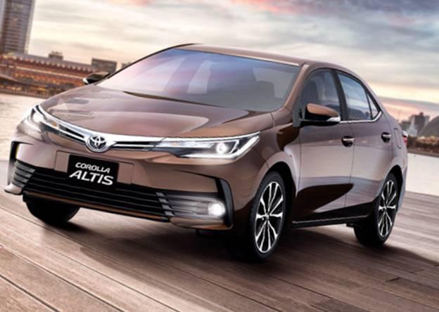 2019 Toyota Corolla Altis Specs, Release Date, And Price ...