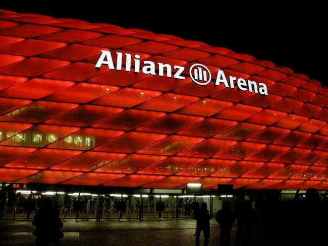 World Places And Forwarded Mails Magnificent Allianz