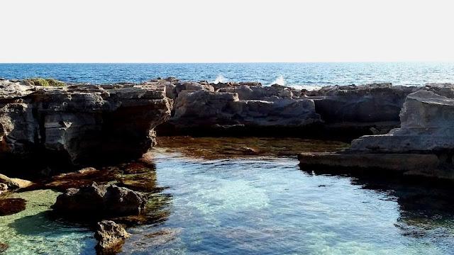 Mare in Sicilia Favignana