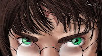 harry potter ojos