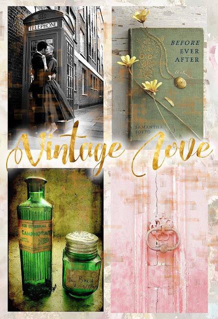Challenge #58 - 'Vintage Love'