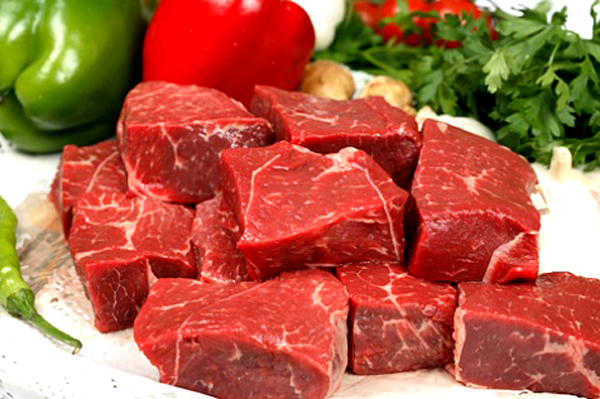 63 Ton Daging Babi Dijual ke Pasar Mirip Daging Sapi