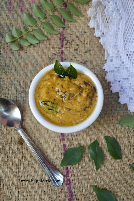 Sweet Potato chutney Recipe | Sakkaraivalli kizhangu Chutney