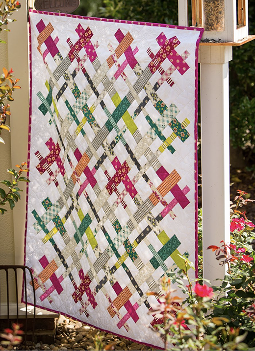 Cut Loose Quilt Free Pattern