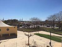 piso en alquiler av del puerto grao castellon vistas