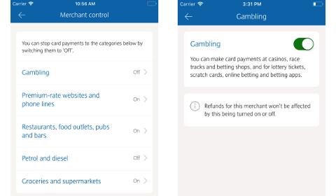 App Mobile de Barclays