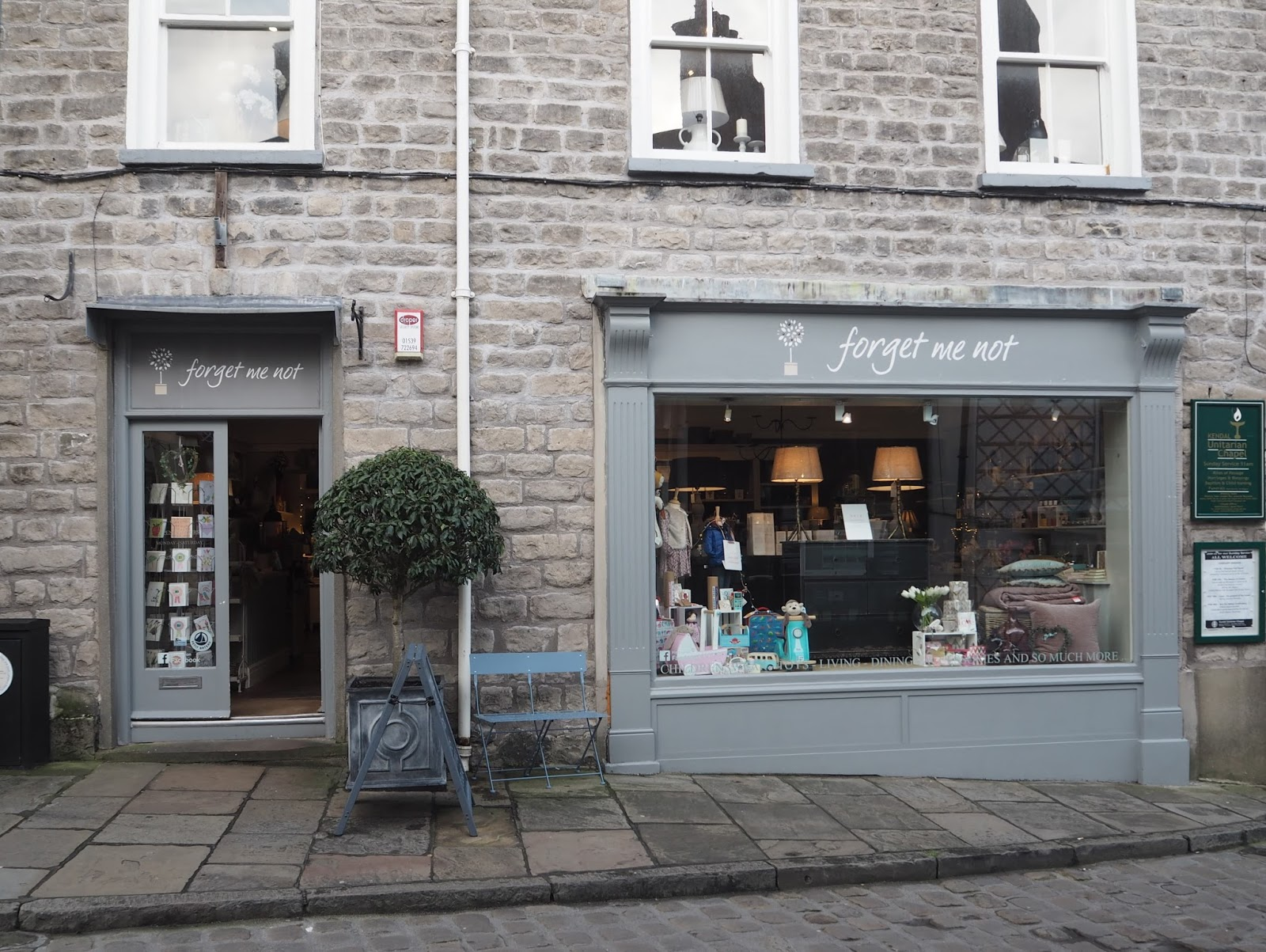 Forget me Not, Kendal