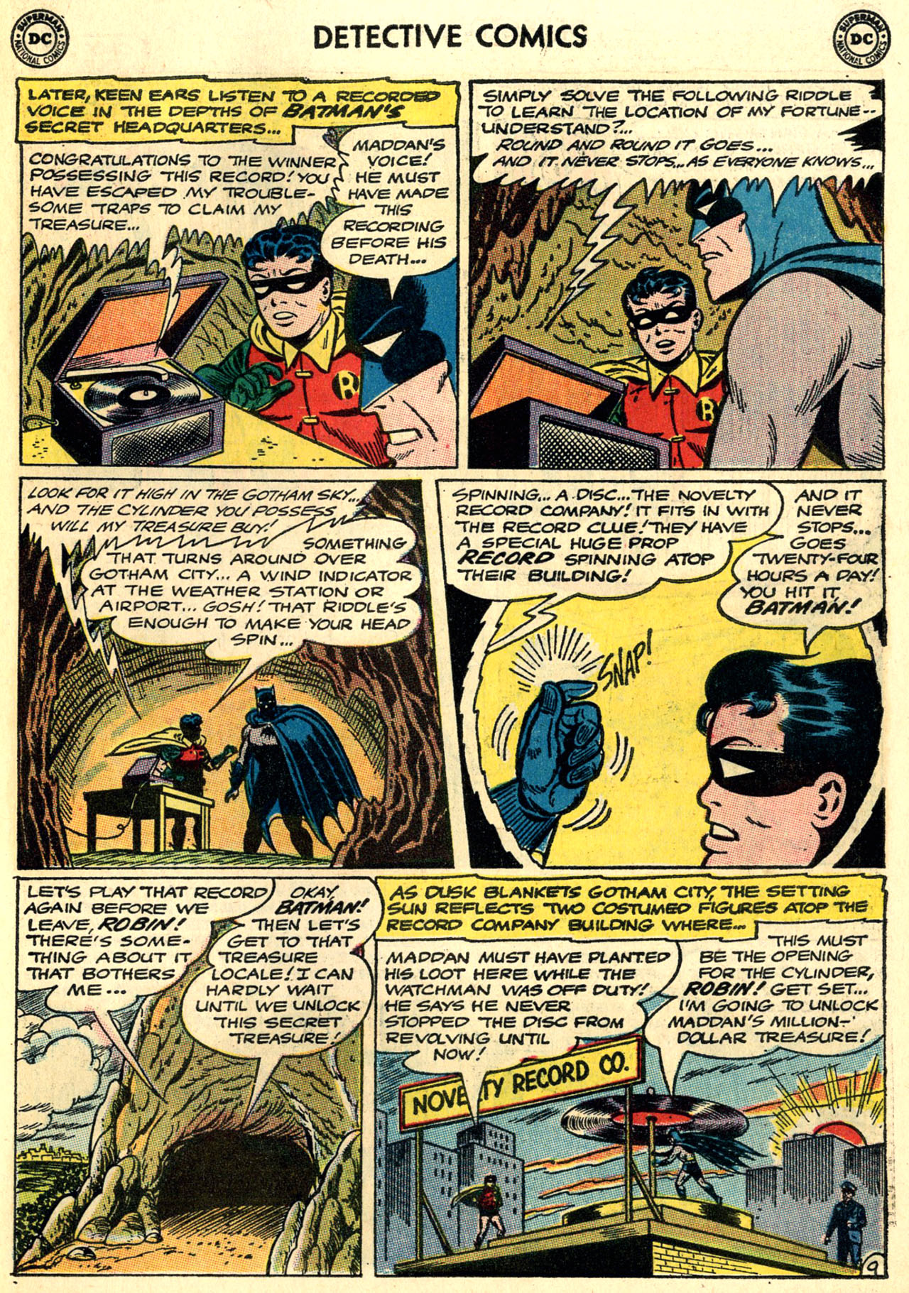 Detective Comics (1937) 313 Page 10