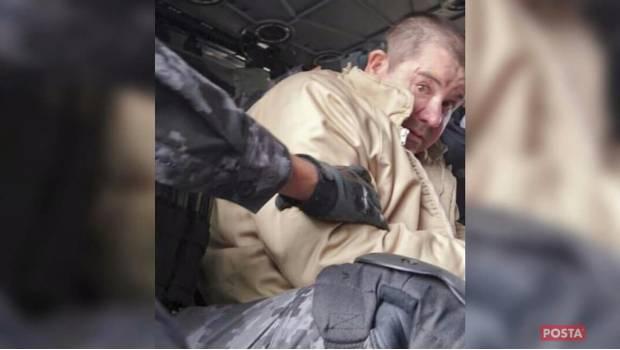"""""""El viejón"""" no la esta pasando nada bien el terrible problema que ahora esta teniendo El Chapo Guzmán"""