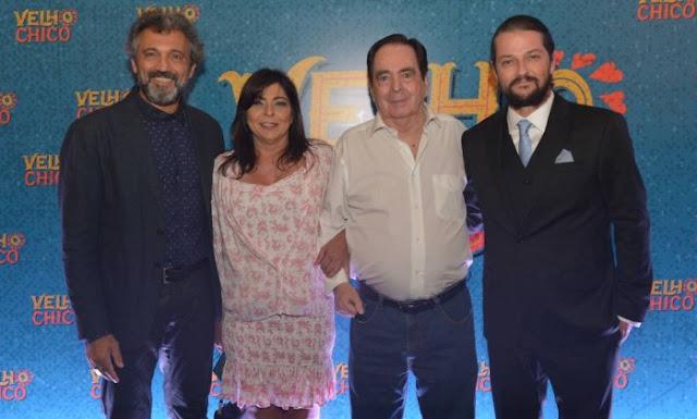 """Edmara Barbosa, coautora de """"Velho Chico"""", deixa a novela"""