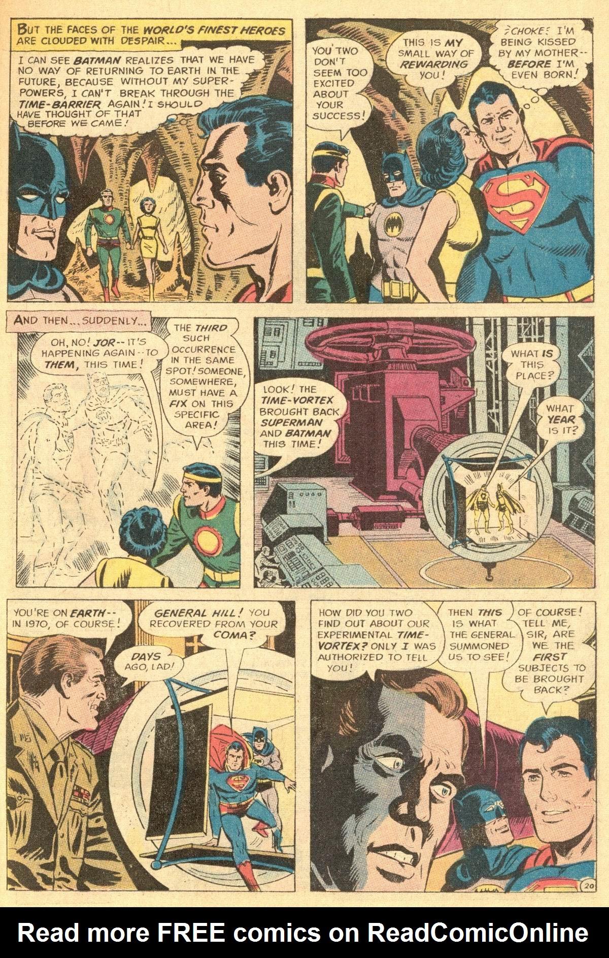 Read online World's Finest Comics comic -  Issue #191 - 23