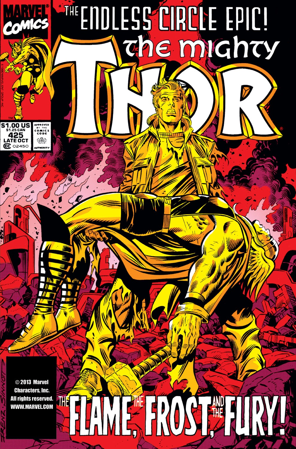 Thor (1966) 425 Page 1