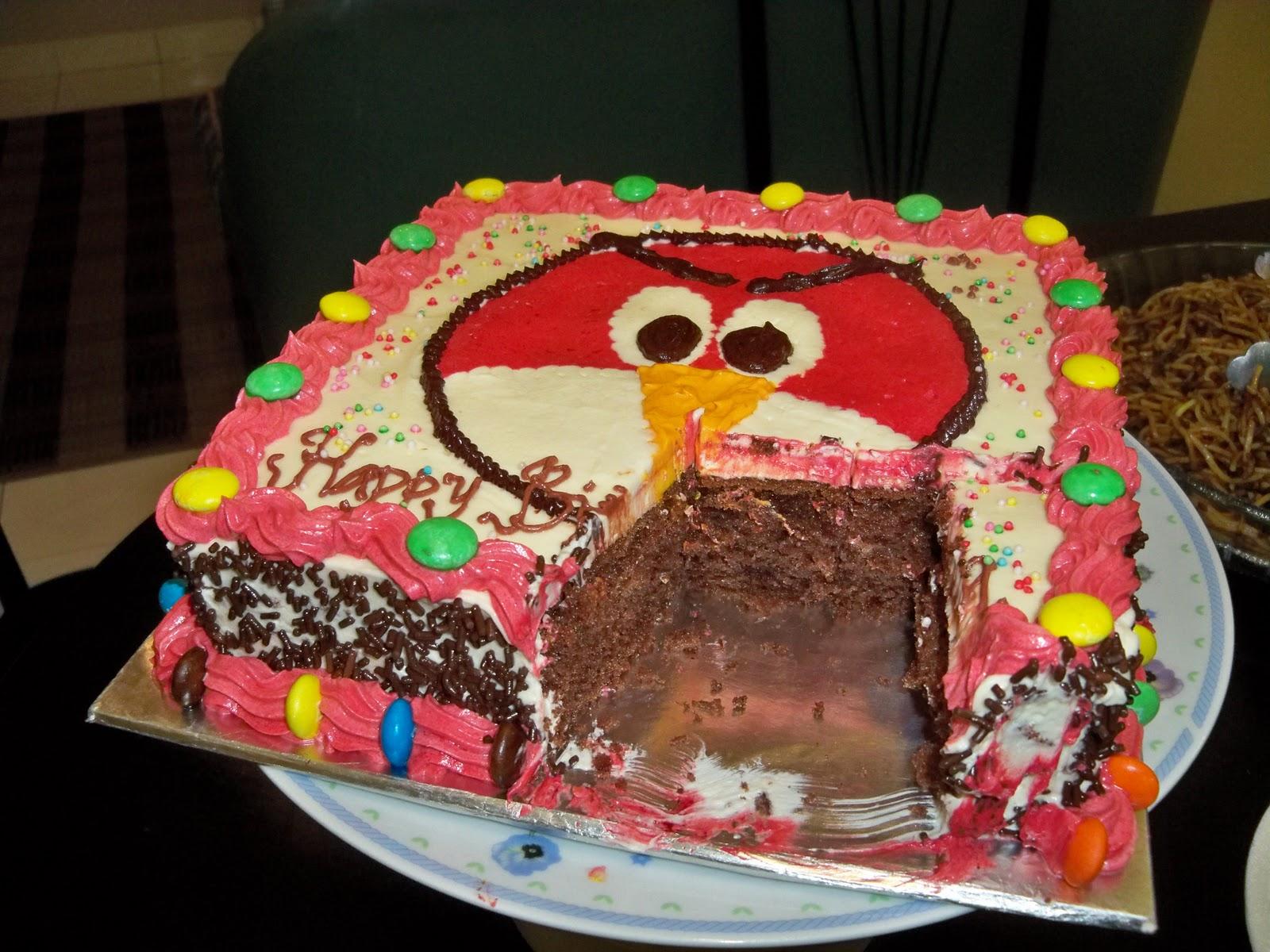 anna recipe resepi kek span coklat mudah sedap Resepi Kek Span Setengah Kilo Enak dan Mudah