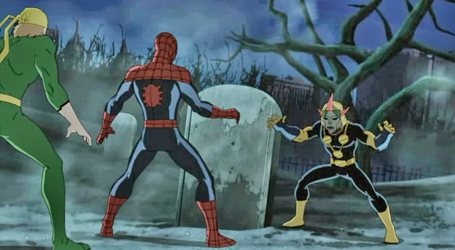 """Holiday Film Reviews: Ultimate Spider-Man: """"Blade & The ..."""