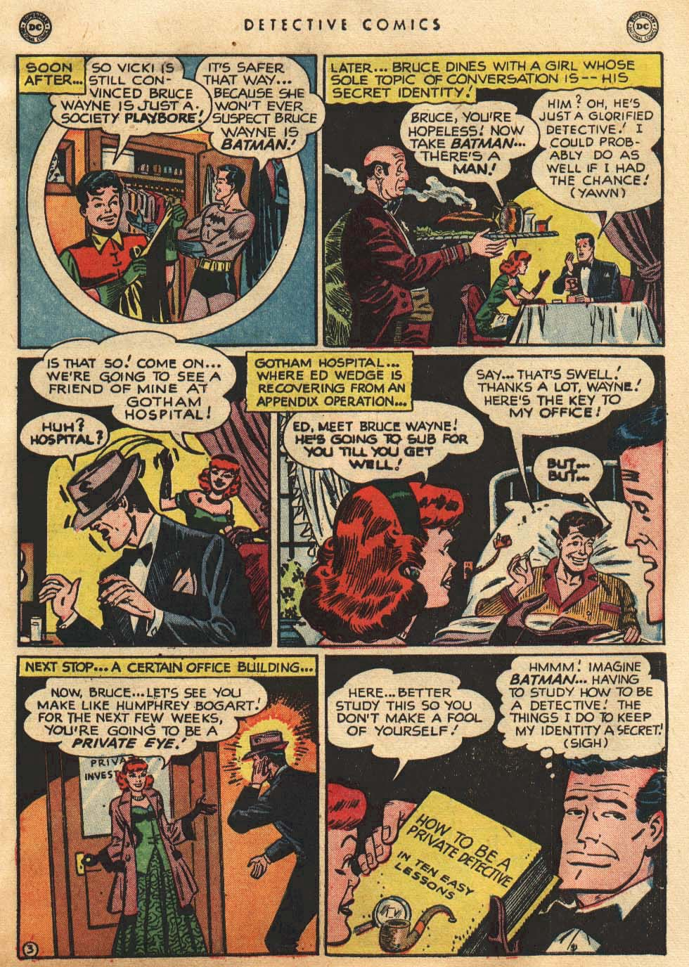 Detective Comics (1937) 155 Page 4