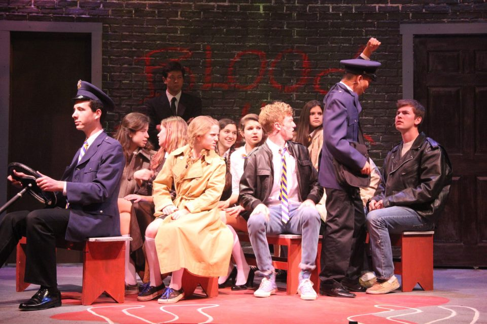 ChadwickTheaterBlog Photos from the US musical Blood Brothers