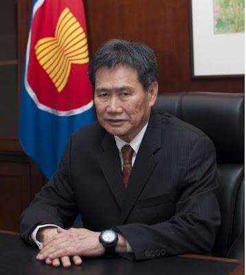 Foto Sekjen ASEAN-H.E. Lim Jock Hoi