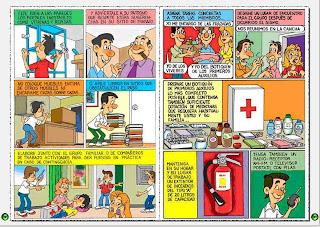 que hacer en caso de sismo Don Prudencio