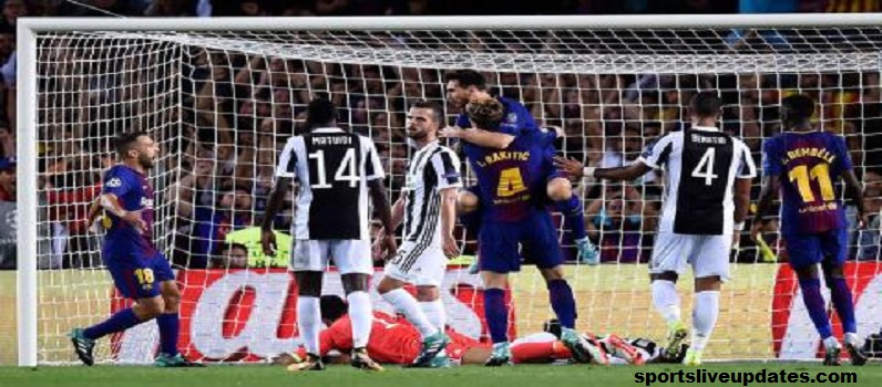 Barcelona vs Juventus Highlights