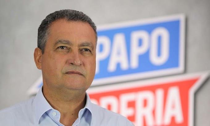 Rui manda deputado do PSL 'trabalhar' e 'respeitar a Bahia'