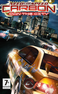 Download Need For Speed Carbon: Own The City PPSSPP ISO
