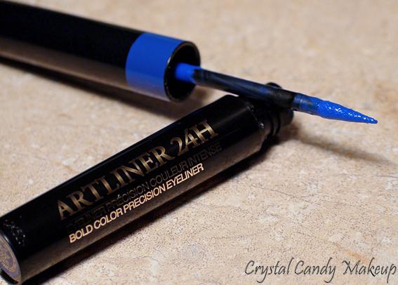 Eyeliner précision couleur intense Artliner 24h de Lancôme - Sapphire