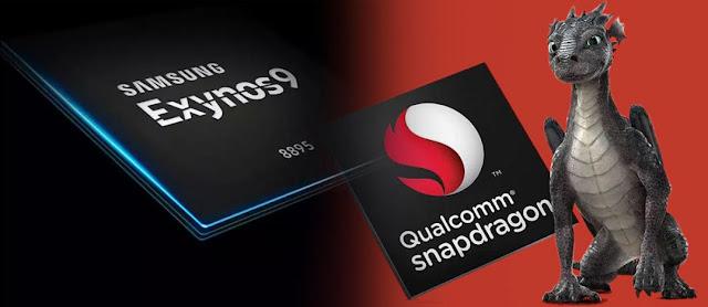Snapdragon 835 vs Exynos 8895, Processor Mana yang Tercepat?