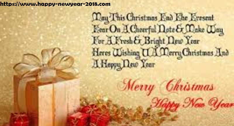 happy new year 2018 saying