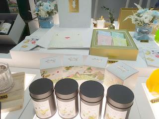 Fong Cha台灣有機花茶進駐麗晶精品 田定豐攜手吳淡如打造完美五感體驗