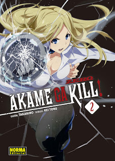 Akame Ga Kill Zero 2