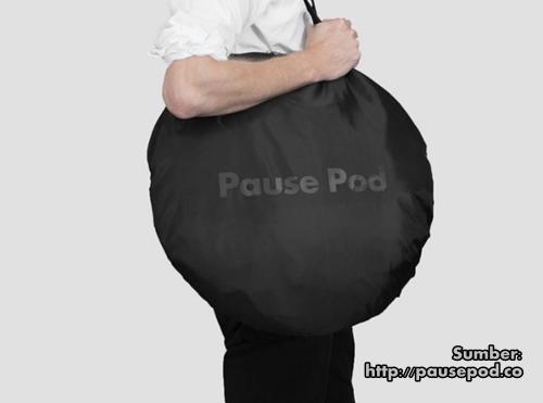 The Pause Pod
