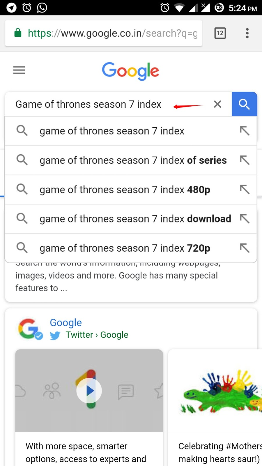 Game Of Thrones Season 7 Index 720p | Jidigame co