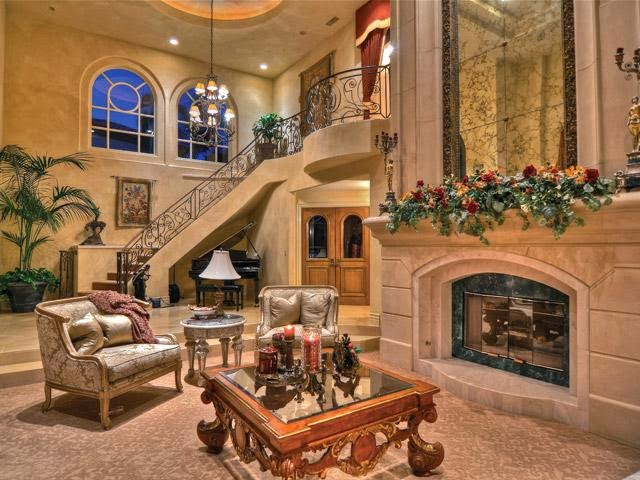 Tricked Out Mansions - Showcasing Luxury Houses: June 2014