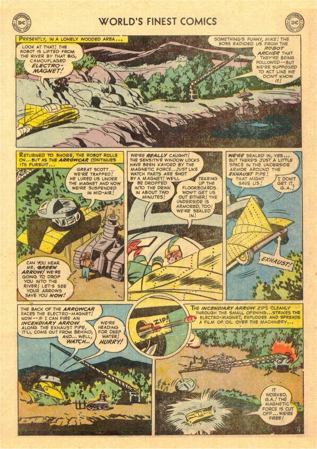 Read online World's Finest Comics comic -  Issue #58 - 25