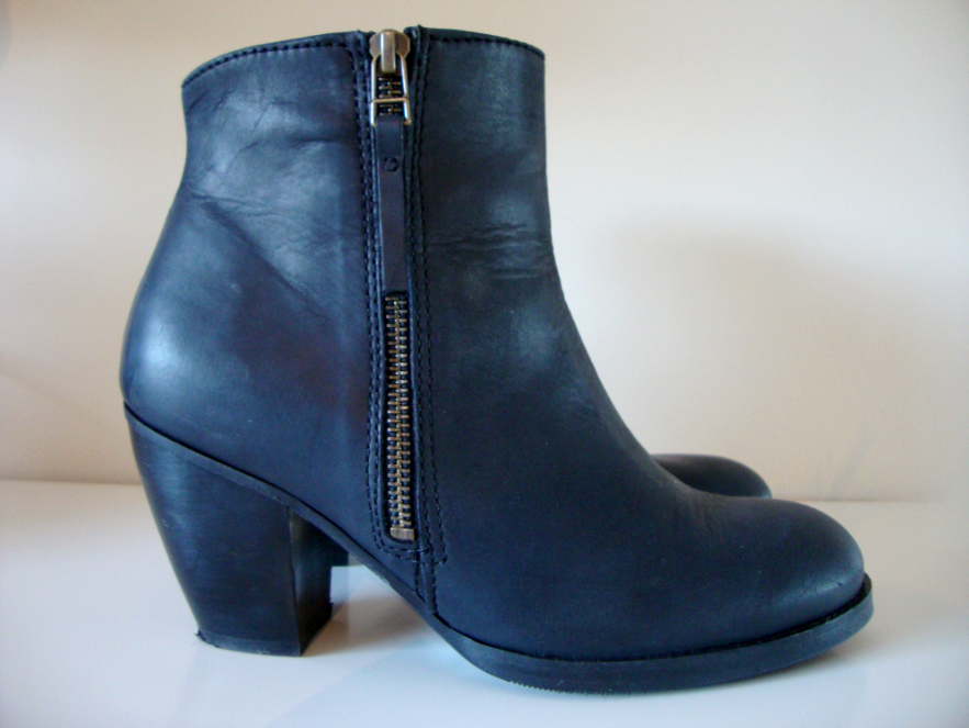 Shoplog: Sacha pistol boots - OurFavourites
