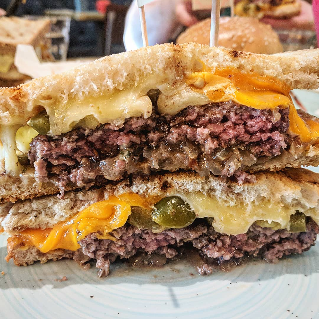 Arnie Sarnie, Gourmet Burger Kitchen - Birmingham, UK ~ The Patty ...