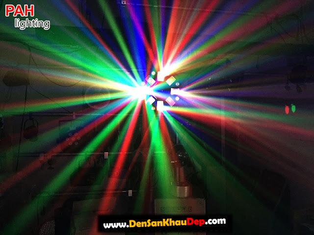 Hiệu ứng đèn led laser LELA cảnh 5