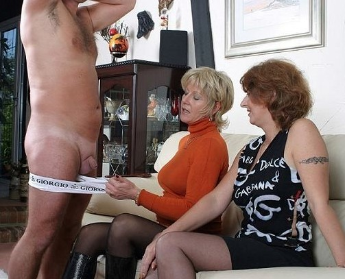 mother in law cfnm humiliation
