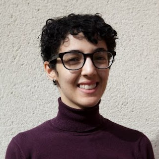 founder of feminist lingerie brand Neon Moon Hayat Rachi blog