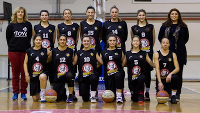 ΓΣ Ηρακλής - ΣΦΚ Πιερικός Αρχέλαος 92-53