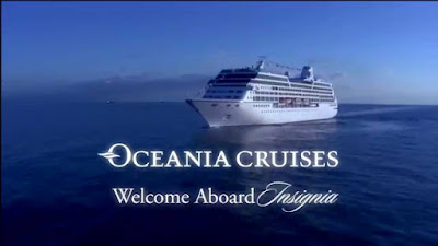 Oceania Cruises Insignia to Sail a Series of Cruises From New York to New England, Canada and Bermuda