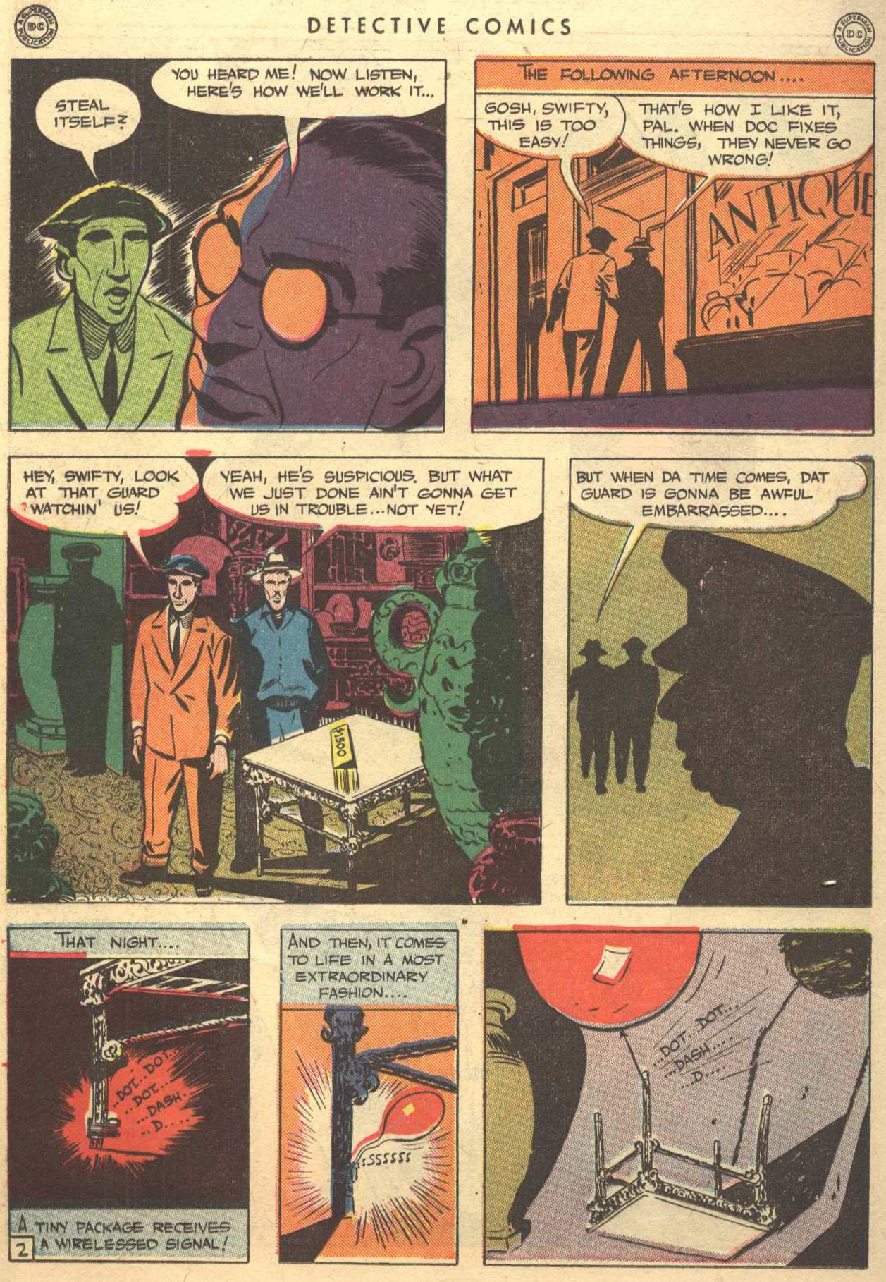Read online Detective Comics (1937) comic -  Issue #104 - 32