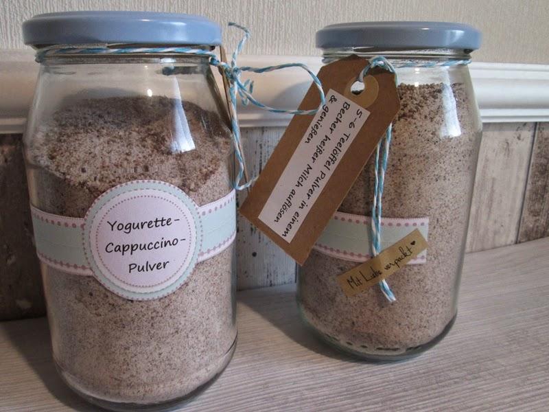 cappuccino pulver selber machen