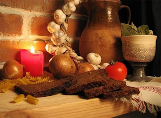 How to fast? The priest - about divine services, mercy and a New Year's table