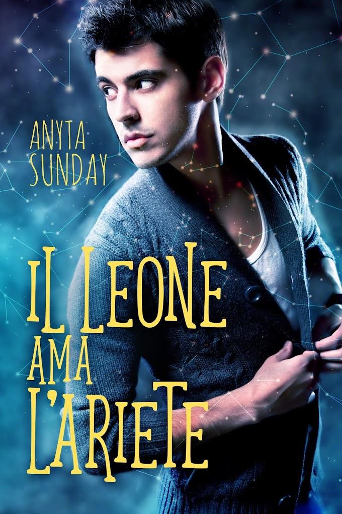 "Blog Tour ""Il Leone ama l'Ariete"" (Serie Segni d'amore #1) di Anyta Sunday & Giveaway"