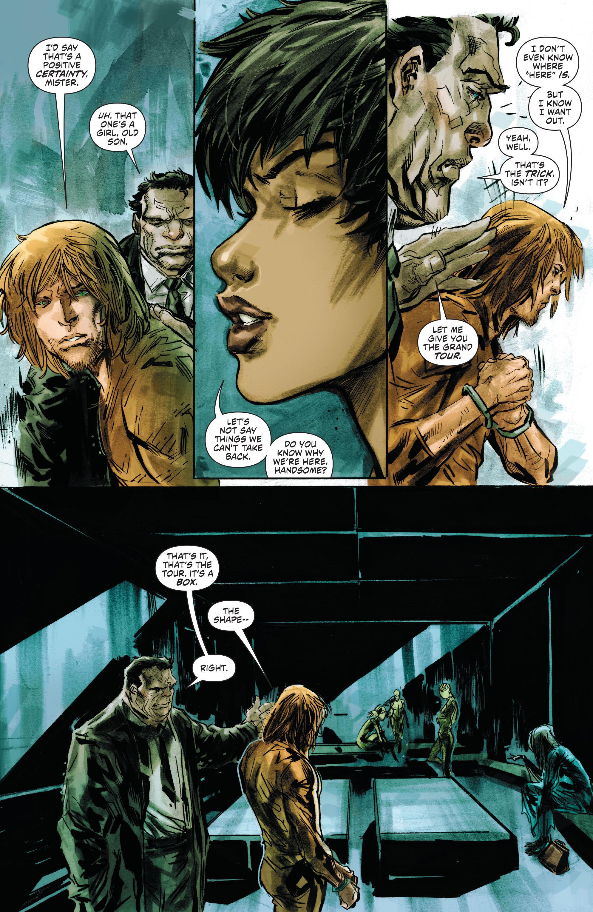 Read online Secret Six (2015) comic -  Issue #1 - 11