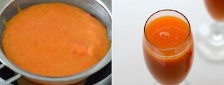 طريقة عمل عصير البرتقال بالجزر بالصور 5
