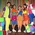 Pátio Alcântara anima a criançada com a apresentação da peça 'Hi-5'