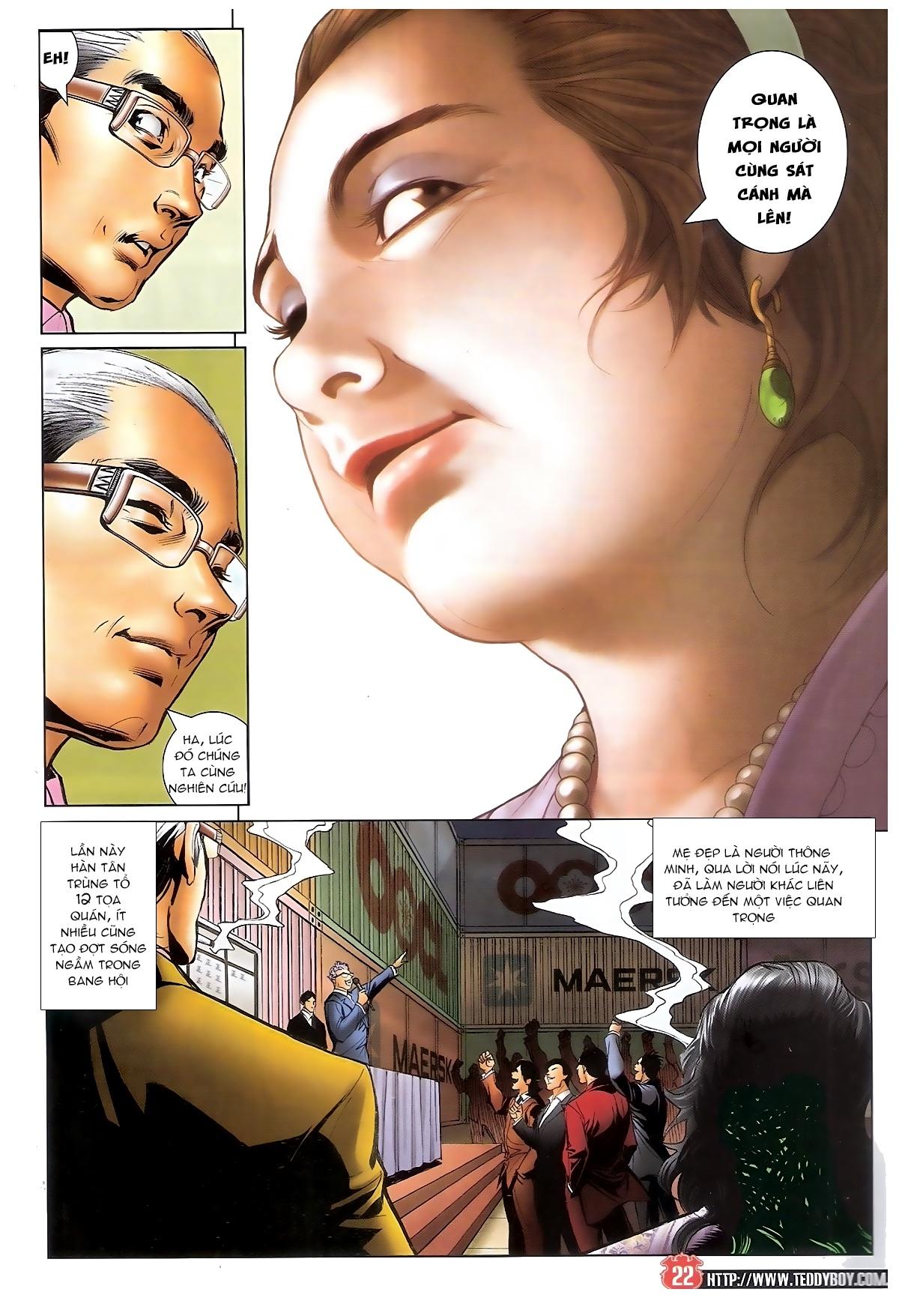 Người Trong Giang Hồ - Chapter 1561: Lòng người theo về - Pic 19